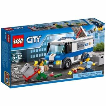 Harga LEGO City 60142 Money Transporter