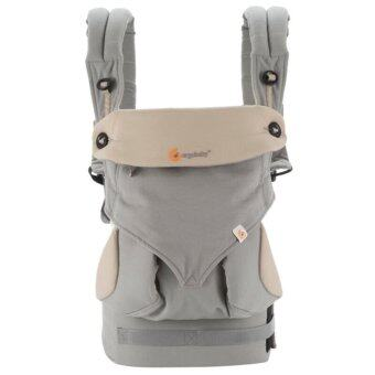 Harga Ergobaby Baby Korea Style Carrier Top Baby Sling Hipseat four style 360 baby baby sling cotton multifunction baby carrier air section- Grey - intl