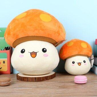 Harga Official Maplestory Orange Mushroom Plush Doll Stuffed Toys - intl