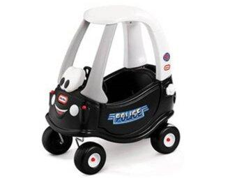 Harga Little Tikes Cozy Coupe Tikes Patrol (Black)