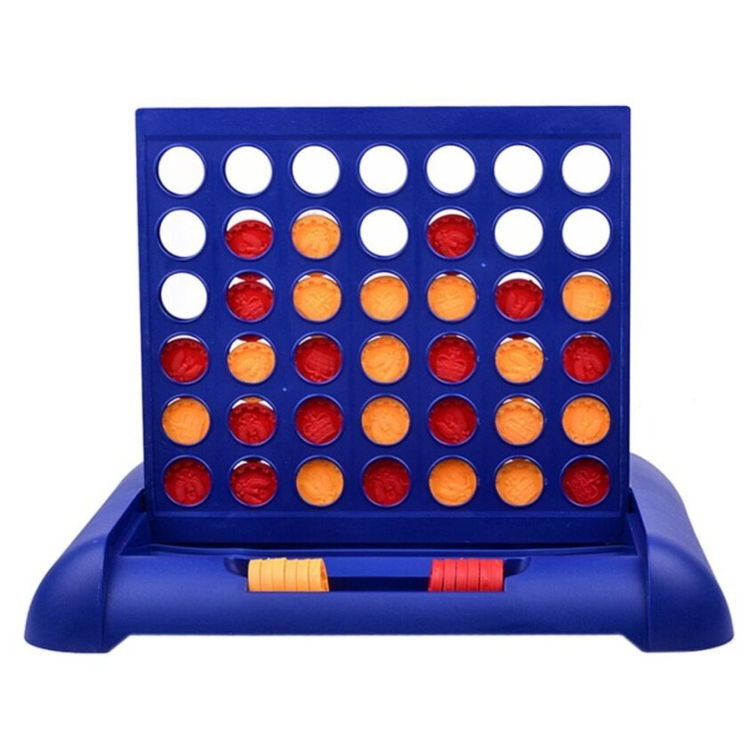 Kid Child Connect 4 Game Children's Educational Board Game Toys - intl