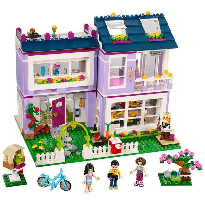 LEGO Friends 41095 Emma's House