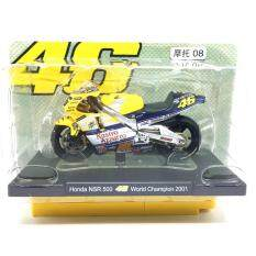 Leo Motogp 1:18 Honda NSR 500 #46 World Champion 2000 Model Motorcycle CollectibleTHB499. THB 499