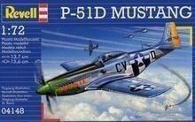 Lihua P-51D ประกอบโมเดลเครื่องบิน