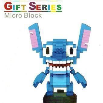 ตัวต่อ LNO LEGO เลโก้ นาโน ไมโคร บล็อก สติทซ์ Stitch - ของขวัญ จับฉลาก ปีใหม่
