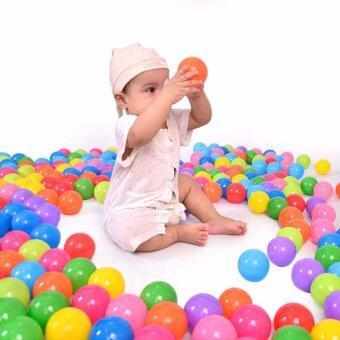Lookmee Shop ลูกบอล 100 ลูก (คละสี) - 2