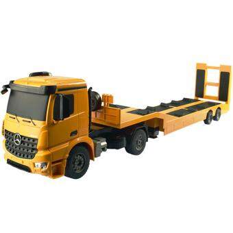Harga รถเทรลเลอร์หัวลาก บังคับวิทยุ Mercedes-Benz Arcos trailer truckDouble Eagle สเกล 1:20