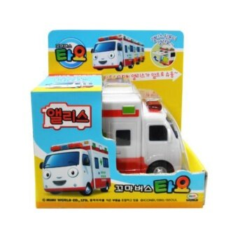 Harga [Mimi World] The Little Bus Tayo - ALICE