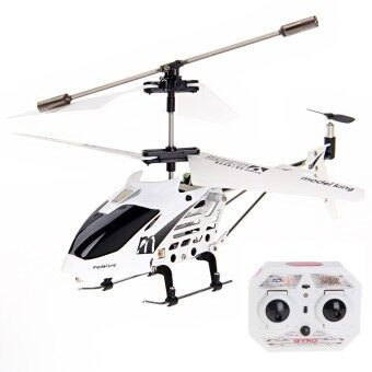 Model King 33008 Helicopter Built-in Gyro 3.5 CH - สีขาว