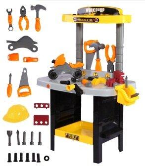Morestech ชุดเครื่องมือช่างวิศวกร ขนาดใหญ่ อุปกรณ์ครบชุด Workshop Play Set