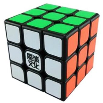 MoYu AoLong V2 3x3x3 Speed Cube Enhanced Edition Black - intl