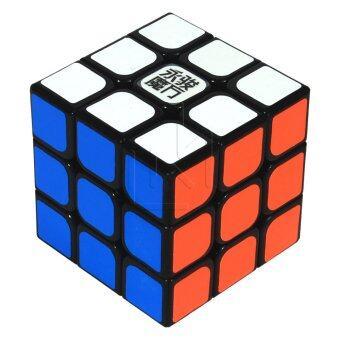 รูบิค Rubik Moyu Yulong Third Order Speed Cube 56mm Black