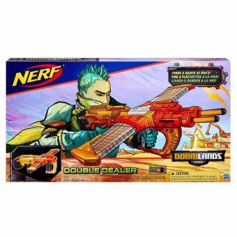 Harga Nerf Doomlands Double Dealer Blaster