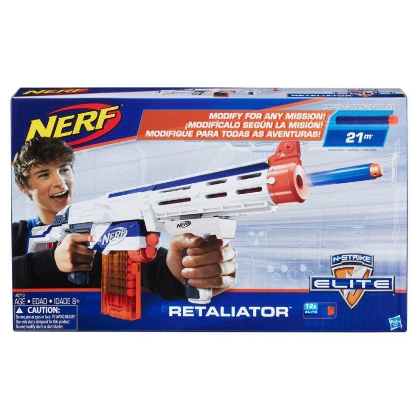 Nerf - Nerf Strike Elite Retaliator Blaster