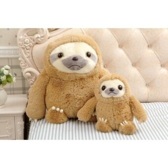 New Crazy Animal City Cute sloth Plush Toys Baby birthday gift The Movie Zootopia Sloth Flash Stuffed Animals Plush Dolls - intl
