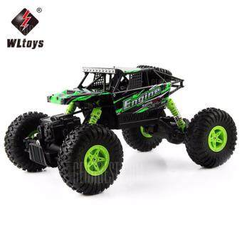 รถไต่หิน off-road 4WD 2.4Ghz. WLtoys 18428 - B 1:18 4WD RC Climbing Car