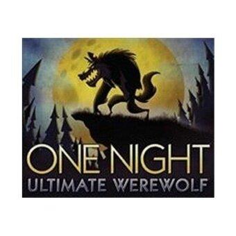 One Night Ultimate Werewolf - intl