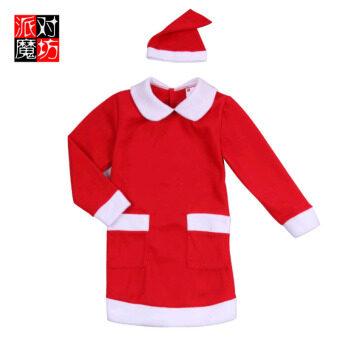 Paiduimofang เด็กหญิงคริสมาสต์เสื้อผ้า