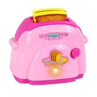 Plastic Simulation Bread Maker Home Appliancefor Kids Role Play Toys - intl