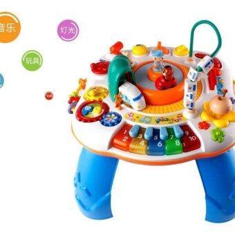 PlayToys โต้ะกิจกรรมรถไฟ Train Activity Table - 2