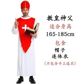 ล้านเซนต์ผู้ใหญ่ละครพระเยซูคริสมาสต์เครื่องแต่งกาย