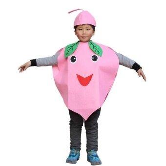 หกสิบเอ็ดเป็นมิตรกับสิ่งแวดล้อมวัสดุสตรอเบอร์รี่ผลไม้และผักเสื้อผ้า