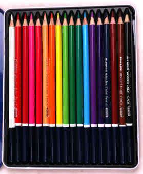 งานอดิเรกนักเรียนวิจิตรศิลป์ปากกาภาพวาดดินสอสีดินสอ