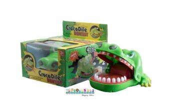 ProudNada Toys เกมส์จระเข้งับนิ้ว CrocoDile