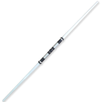 Retractable Extended Laser Sword Toy w/ Sound and Multi Color LED Light Dual Double Ended Light Saber Sword - intl