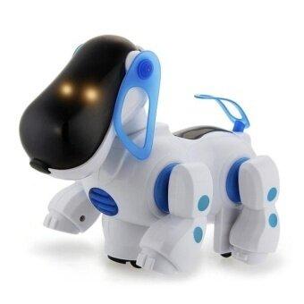 Robotic Electronic Walking Pet Dog Puppy Sing and Dancing Kids Gift - intl