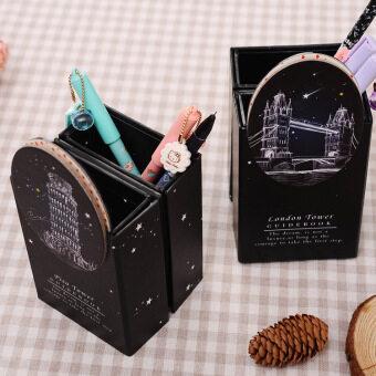 ปักกิ่ง Shang กระดาษพิการหอผู้ถือปากกาเครื่องเขียนกล่อง