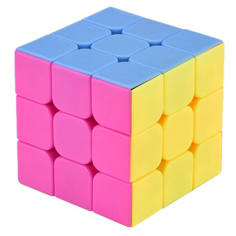 Smooth Puzzle Cube Rubik Classic Rubix Toy Game Kids Child Hot