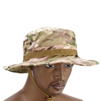 Sunshade Military Airsoft Tactical Cap Outdoor Cap Hunting FishingHat Camping Hiking Hat CP - intl