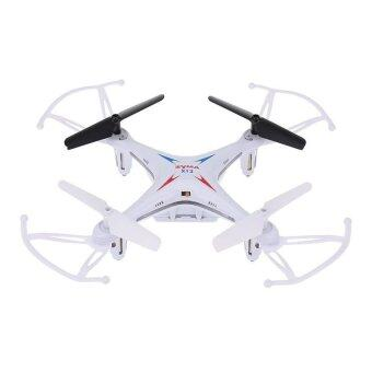 SYMA X13 RC Quadcopter 6 Axis 2.4G 4CH ( White )