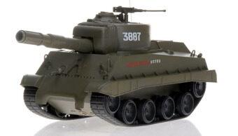 รถถังบังคับวิทยุ ยิงกระสุนได้ Tank Battle Radio Control Battle Tank