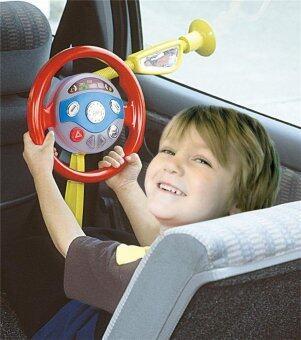 Thaitrendy พวงมาลัยหัดขับในรถสำหรับเด็ก (image 3)