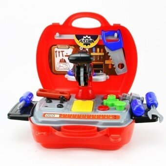 The New Children Boys And Girls Emulation Multifunctional Disassembly Repair Kit's Play Toys - intl