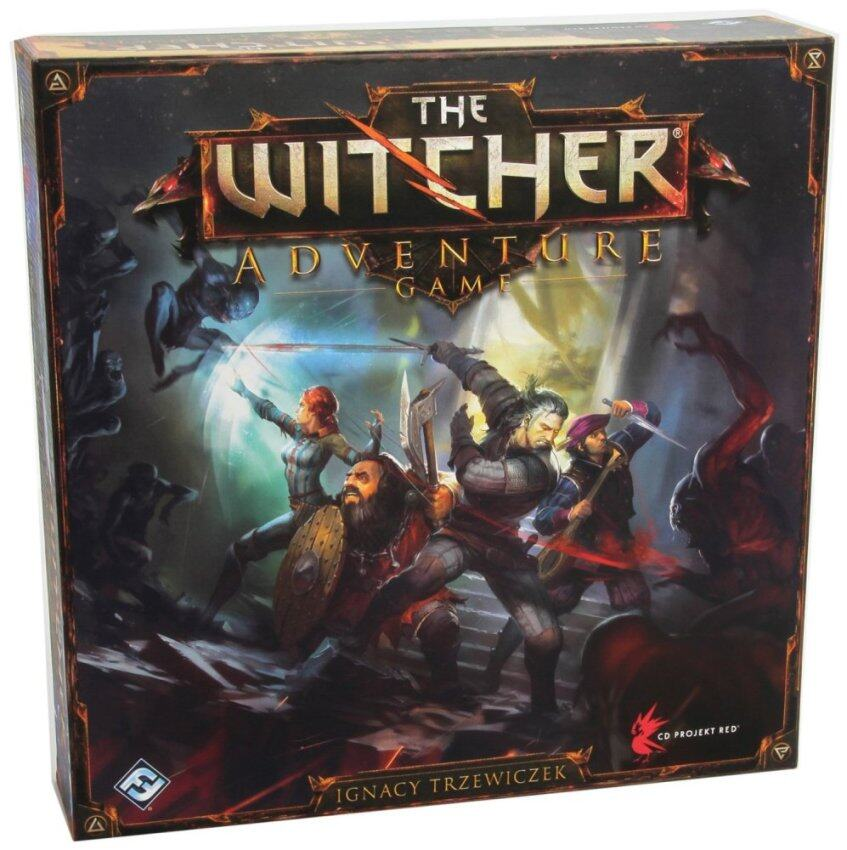 The Witcher Adventure Game 2014 Edition Board Game