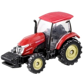 Tomica No.83 YANMAR Tractor YT5113 (Red)