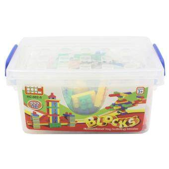 Harga Toon World Building Blocks 222 Pcs