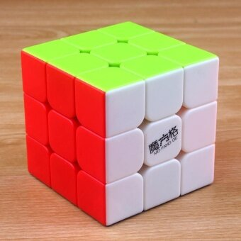 Toys Games Brain Teasers  Magic Cube Game The Puzzle Ultra-Smooth Twist Rubic'S Rubiks Rubix Toy - intl