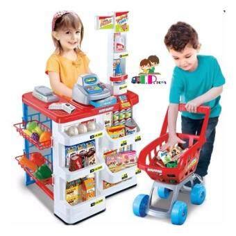 T.P.TOYS Home Supermarket ชุดของเล่น ซุปเปอร์มาร์เก็ต (image 0)