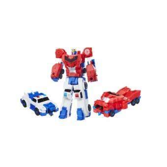 หุ่นยนต์ Transformer - TRANSFORMERS RID CRASH COMBINER OP & STRONGARM