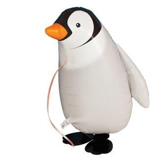 Walking Foil Balloon Penguin Useful Child Decors - intl