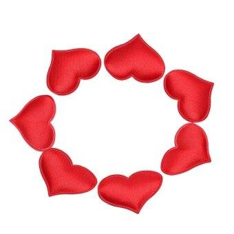 Wedding Hand Throwing Flower Wedding Decoration Sponge Love - Red -intl