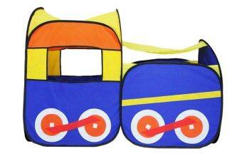 ขาย Wishertoy เต็นท์รถไฟญี่ปุ่น พร้อมบอล 50 ลูก
