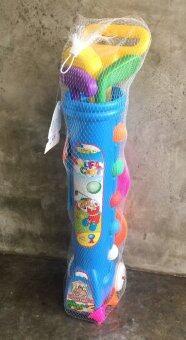 Worktoys ชุดตีกอล์ฟ ของเล่น (สีฟ้า)