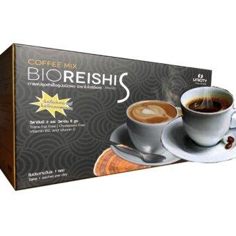 เปรียบเทียบราคา กาแฟผสมเสร็จ แบบปรุงสำเร็จรูป ไบโอริชี่เอส (สลิม) 1 Packed 20 ซอง