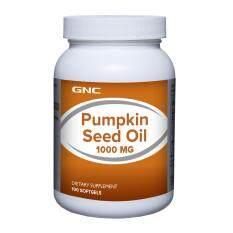 GNC Pumpkin Seed Oil 100 kapsul 1000 mg 107712 GNC Live Source · Saw Palmetto Extract