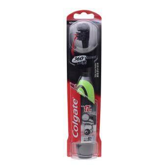 คอลเกต แปรงสีฟัน ไฟฟ้า 360 ชาร์โคล แพ็ค 1 (คละสี)